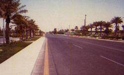 Arabia Street Scene