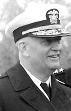 Rear Admiral George C. Towner