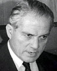 Camille Chamoun was president of Lebanon from September 1952 to September 1958.