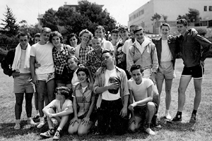 Field Day at ACS, March 1953