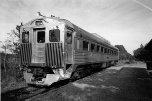 The Budd Rail Diesel Car