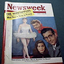 March 7, 1955 edition of Newsweek