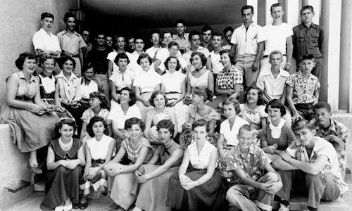 American Community School Class of 1955