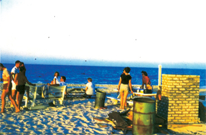 Ras Tanura Beach Picnic
