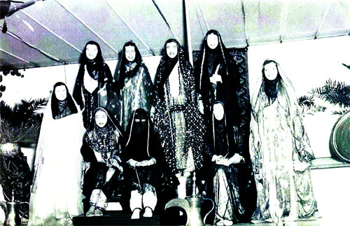 The Aramco Women's Club Fall Tea & Fashion Show