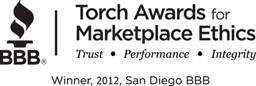 Reilly Financial Advisors Wins Coveted BBB Torch Award