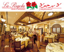 La Pergola Restaurant at The Gulf Hotel Bahrain