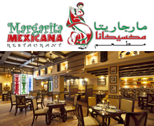 Margarita Mexicana Restaurant at The Gulf Hotel Bahrain