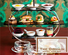 The Domain Restaurants & Lounges