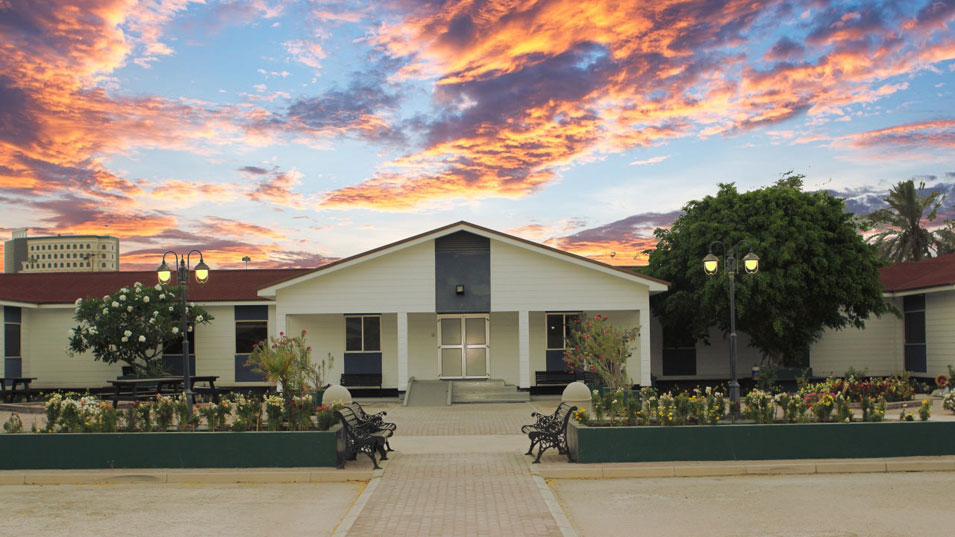 BISA Dormitory | Bahrain School