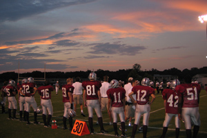St. Stephen's Episcopal School - Football