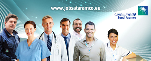 Jobs at Saudi Aramco