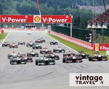Vintage Travel - Formula 1