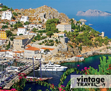Vintage Travel - Greece Wonders