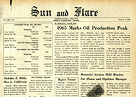 1966 Sun and Flare