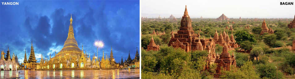 Aramco ExPats Travel Club | Myanmar Discovery Tour