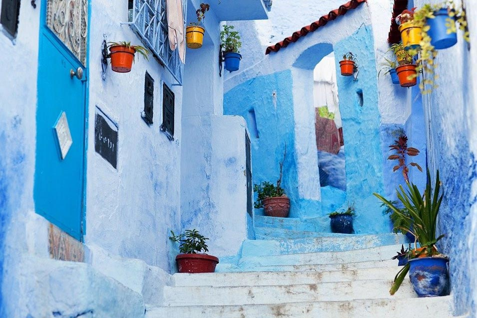 The Existential Traveller - Magical Morocco
